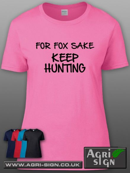 Womens Premium T Shirt - For Fox Sake